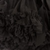 Doris Designs - Black Petticoat Underskirt Closeup