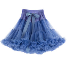 Doris Designs - Bluebell Purple Petticoat Underskirt