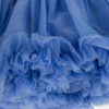 Doris Designs - Bluebell Purple Petticoat Underskirt Closeup