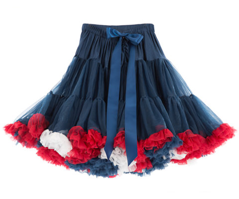 Doris Designs - Multi-nation Petticoat Underskirt