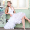 Doris Designs - White Petticoat Underskirt Model 2