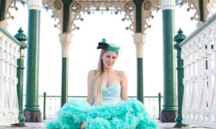 Doris Designs Petticoat- Brighton Shoot