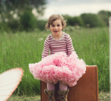 Doris Designs - Children's Petticoat Underskirt