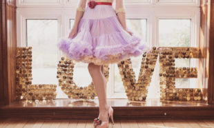 Doris Designs Petticoats Valentines Day